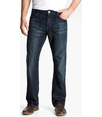 mavi jeans matt relaxed fit jeans, size 29 x 30 in deep stanford comfort at nordstrom