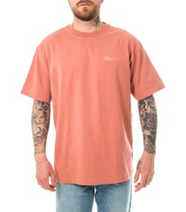 dr. denim t-shirt uomo nixon tee 2041108.t96