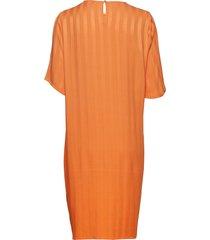 ross dress knälång klänning orange iben