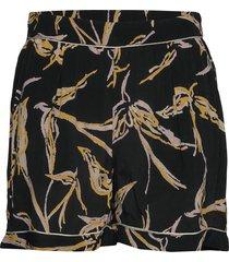 skylark torie shorts shorts flowy shorts/casual shorts svart becksöndergaard