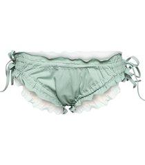 ashley bikini bottom bikinitrosa grön ow intimates