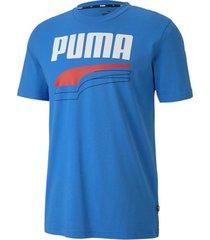 t-shirt korte mouw puma 581356