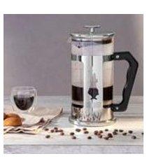 cafeteira french press 1 litro - bialetti