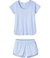 hydrangea shorts set