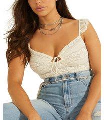 guess daisy lace bodysuit