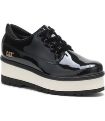 zapato mujer pace negro cat