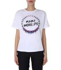 many world t-shirt