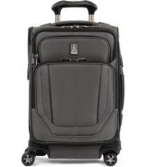 "travelpro crew versapack 20"" global softside carry-on spinner"