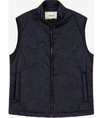 sleeveless down jacket blue 52