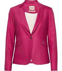 blake night blazer sustainable blazer rosa mos mosh