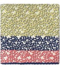 pañuelo cuadrado tous  oda bear plis amarillo 095920405