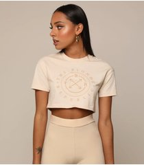 crop top logo