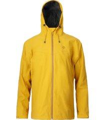 chaqueta hombre storm amarillo doite