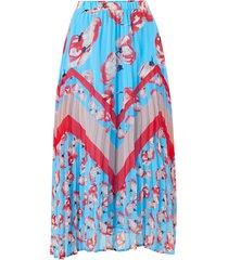 kjol vamilla pleated skirt