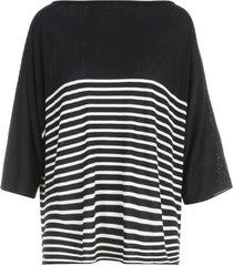 liviana conti striped sweater