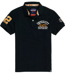 polo para hombre classic superstate s/s superdry