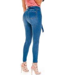 jean high waist skinny