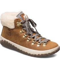 out n about plus conquest shoes boots ankle boots ankle boots flat heel brun sorel