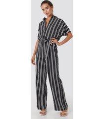 rut&circle felicia jumpsuit - black
