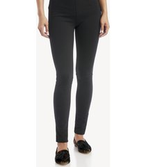 sanctuary women's grease pointe legging in color: black size large from sole society