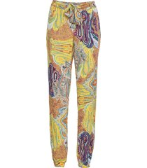 pantaloni ampi (marrone) - bodyflirt