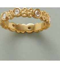 anne sportun bed of roses ring