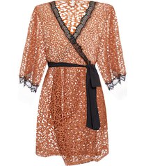 robe devore san diego - laranja