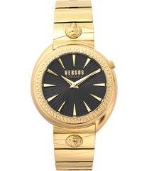 women's versus versace tortona bracelet watch, 38mm