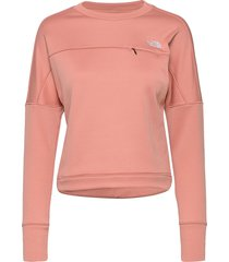 w hikesteller po sweat-shirts & hoodies fleeces & midlayers rosa the north face