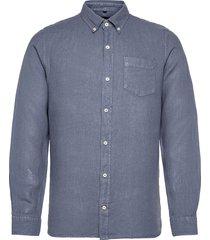 malibu shirt man skjorta casual grå ecoalf