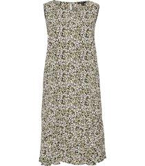 opus jurk met print wenola abstract