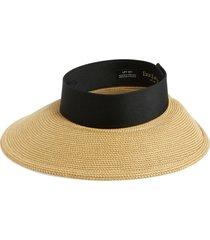 women's eric javits 'squishee halo' hat - beige