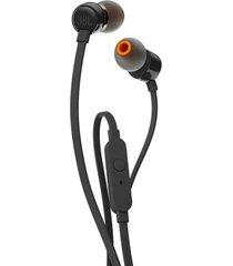 audífonos jbl tune110, in ear negro
