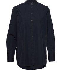freddie shirt overhemd met lange mouwen blauw filippa k