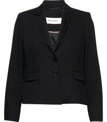 blazer long-sleeve blazers business blazers svart gerry weber