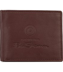 dack leather rfid coin wallet