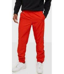 lacoste pantalon de survetement byxor red