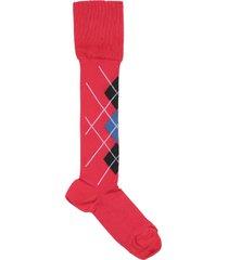 versace short socks