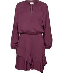 hiromi dress kort klänning röd ahlvar gallery