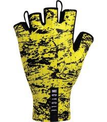 guante corto ms002 amarillo mcycle