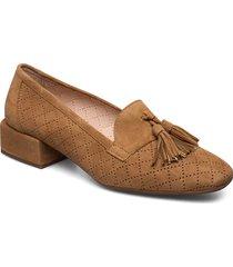 c-5814 loafers låga skor brun wonders