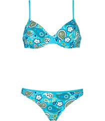 bikini (blu) - bpc bonprix collection