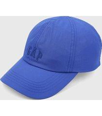 gorra azul  gap
