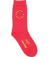 both x souvenir socks & hosiery