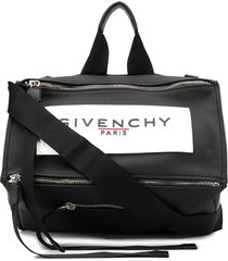 givenchy large downtown weekend bag - black