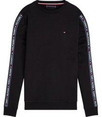 tommy hilfiger heren sweater zwart