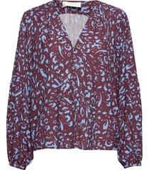 mariam blouse lange mouwen multi/patroon fall winter spring summer