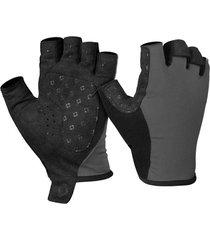 guantes unisex ranger negro gris doite
