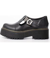 zapato negro euro confort
