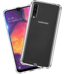 case-mate protection pack tough clear case plus glass screen protector for samsung galaxy a50